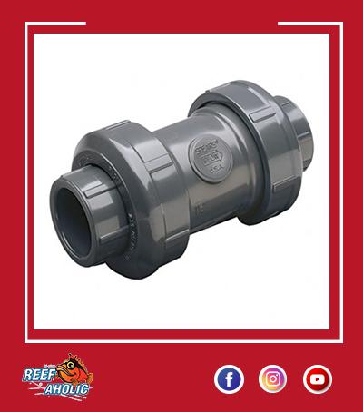 true union swing check valve 32 mm.