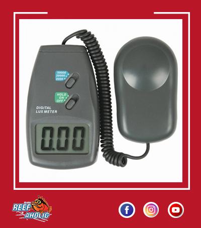 Digital Lux Meter (วัดค่าแสง)