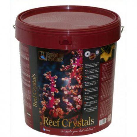 Aquarium Systems Reef Crystals 20 kg