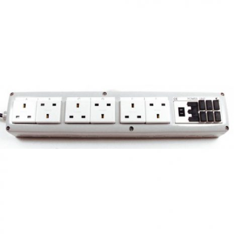 Aquatronica ACQ012 Power unit with 6 sockets I/O