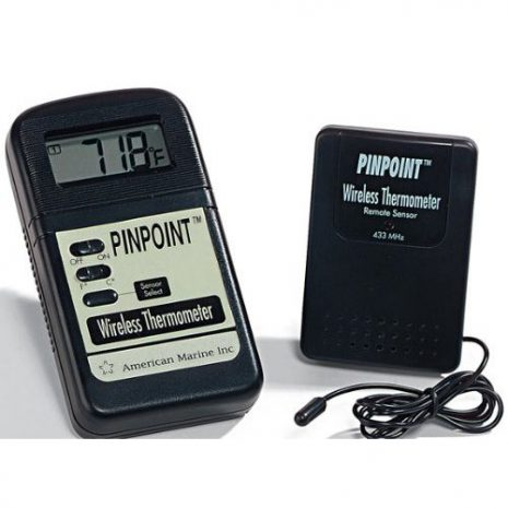 Pinpoint Wireless Thermometer